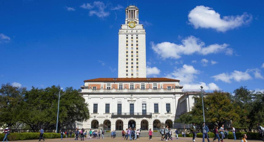 Die University of Texas muss widerwillig das Tragen von Waffen erlauben.
