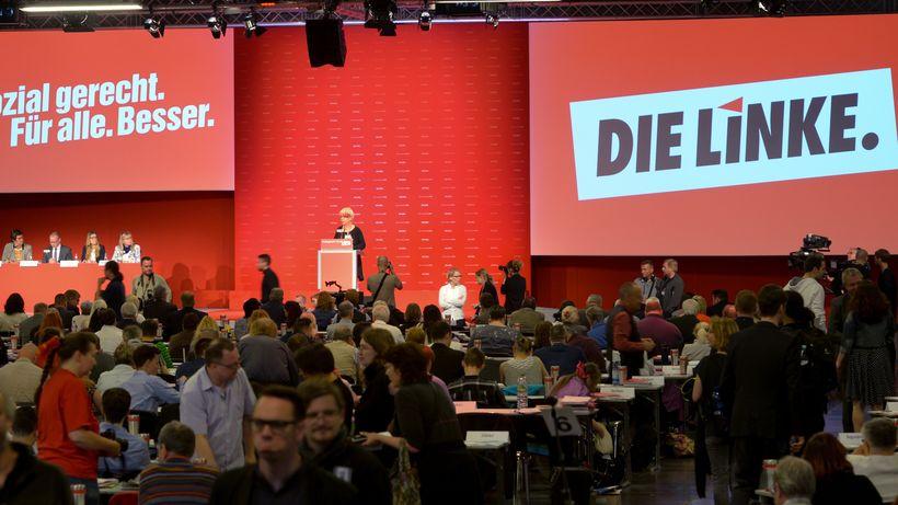 Populismus statt Lösungen – Bundesparteitag der Linkspartei bleibtergebnislos.