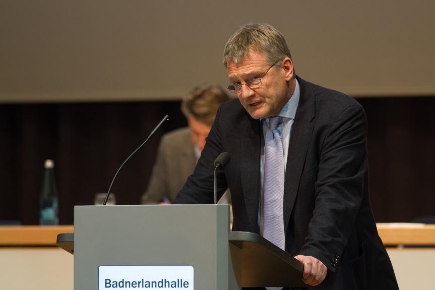 Jörg Meuthen (Landesparteitag AfD Baden-Württemberg)