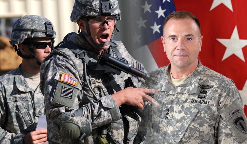 """Oberster US-General in Europa warnt vor """"russischem Bitzkrieg"""" – Die Rhetorik der Angst ist längstzurück."""