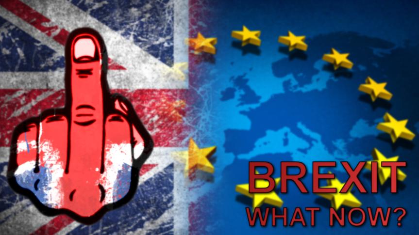 Britischer Arbeitsmarkt bricht infolge des BREXIT-Votumszusammen.