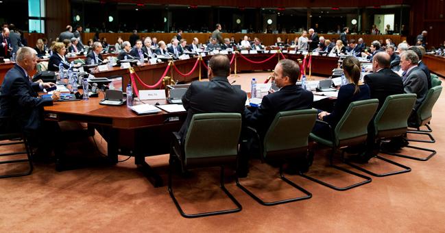EU-Ministerrat