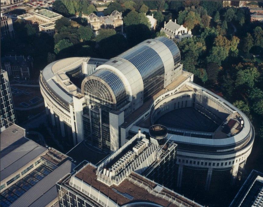 EU-Parlament-Brüssel