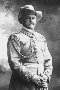 Generalleutnant von Trotha