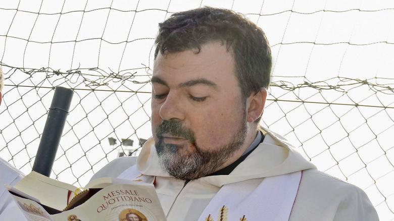 hassprediger Don Massimiliano Pusceddu