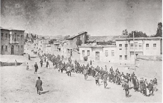 Die Armenien-Resolution imWortlaut