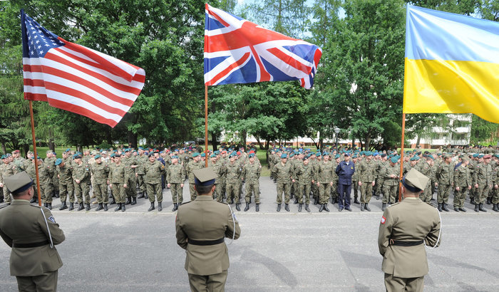 NATO-Formation