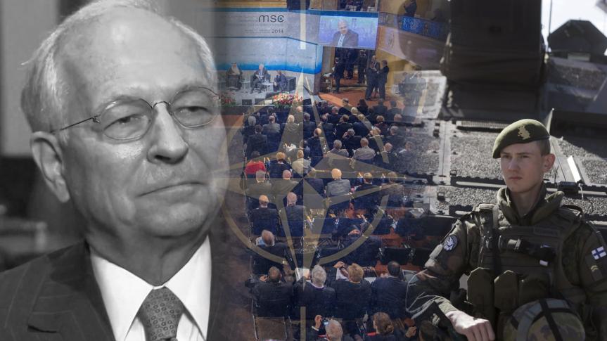 Kriegsgefahr größer denn je! – Ausrichter der Münchner Sicherheitskonferenz warnt: Provokationen der NATO könnten zu Kampfhandlungenführen!