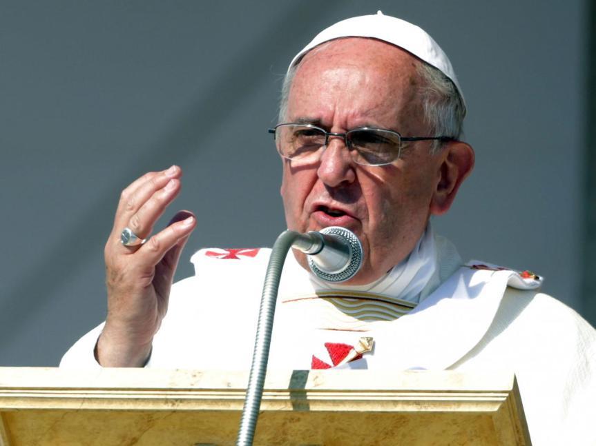 """Papst Franziskus warnt vor Rechtspopulisten: """"Das Urteilsvermögen funktioniert in Krisenzeitennicht."""""""