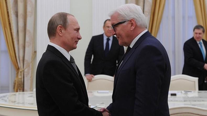Putin-Steinmeier