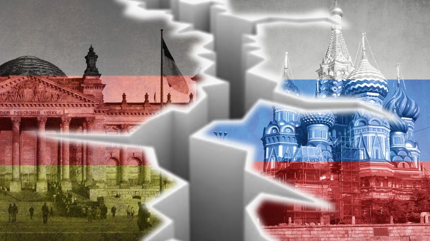 Putins deutsch-russische Freundschaft ist nichts als wirtschaftspolitisches Kalkül.