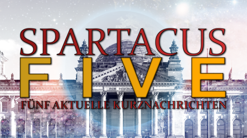 Spartacus Five vom 03.06.2016
