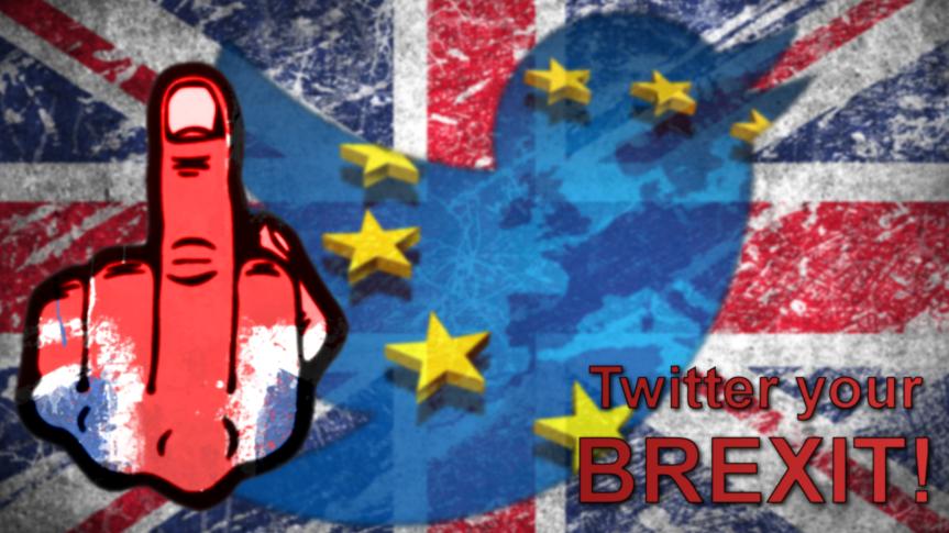 Twitter your BREXIT: Zehn Stimmen zur Volksabstimmung inGroßbritannien.