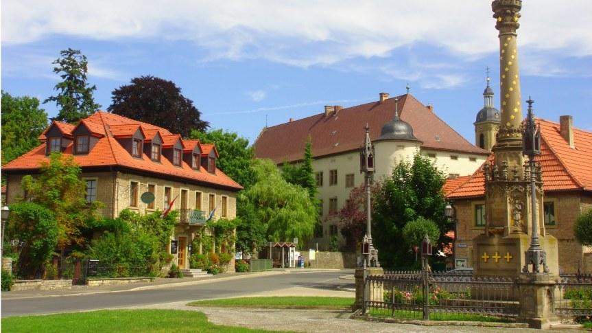 Die europäische Niederlassung des Clouddienst-Anbieters Seafile sitzt in der Marktgemeinde und Barockstadt Wiesentheid in Franken.
