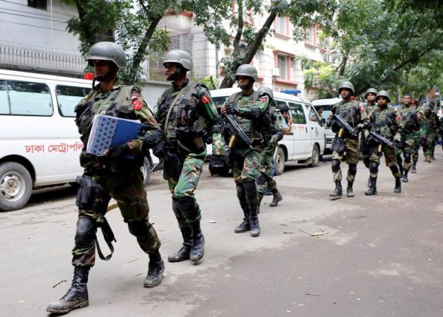 Islamisten töten in Bangladesh 20Geiseln.