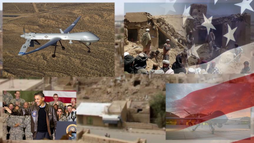 Geheime Anweisungen: US-Präsident muss Drohnenschläge persönlich autorisierthaben.