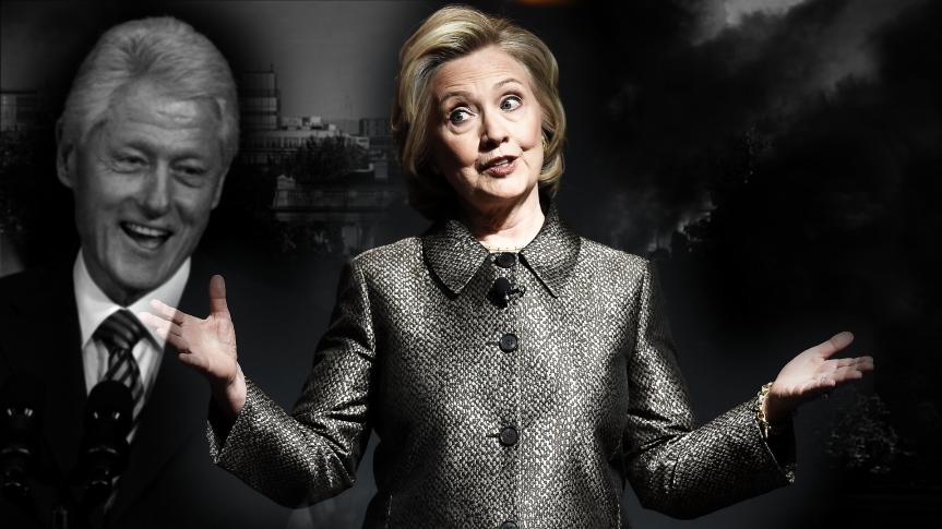 Von E-Mails, Wahlkampfspenden und geheimen Unterredungen – Die fragwürdigen Methoden der Clinton-Kampagne.