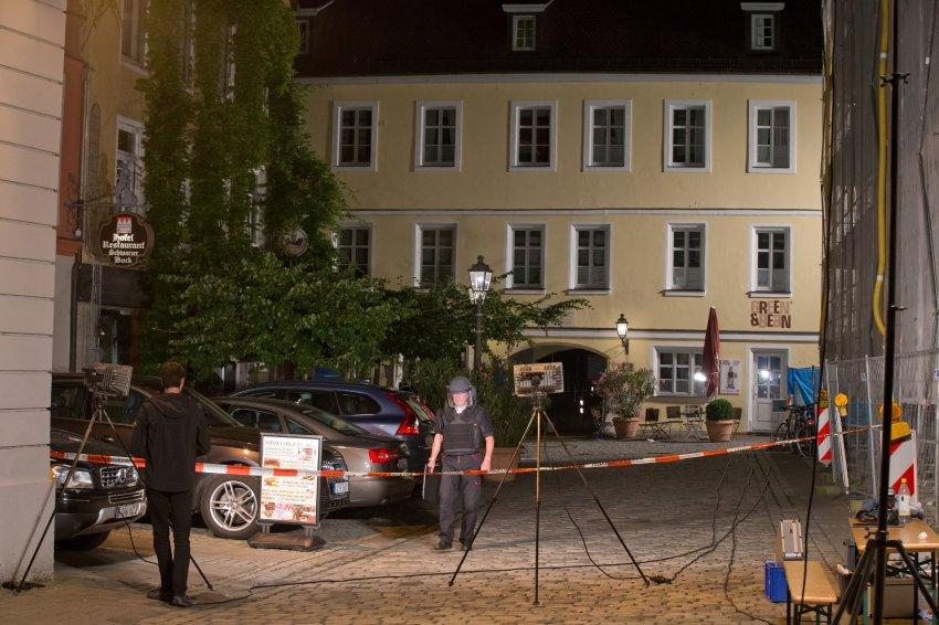 Attentäter von Ansbach sollte in Kürze abgeschobenwerden.