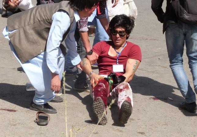 Terrorismus in Kabul – Stammgebiete des IS bleiben imOrient.