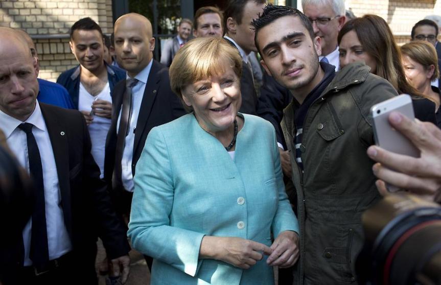 Merkel verliert Wählergunst – Migration ist dominierendes politischesThema.