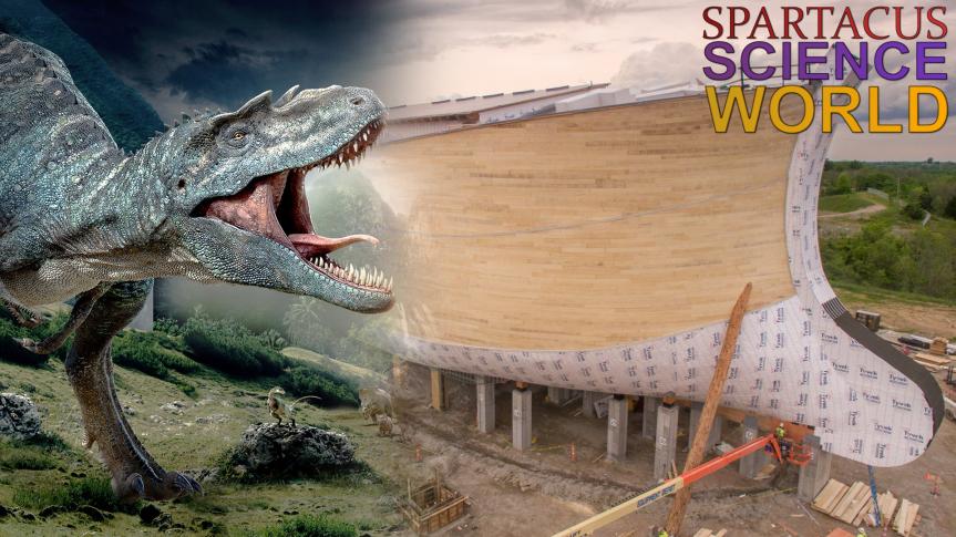 Warum Noahs Arche sank und Fundamentalisten Vernunftverweigerer sind.
