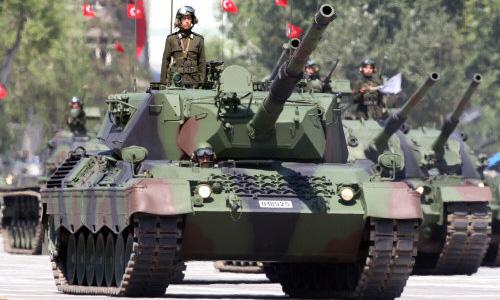 Militärputsch in der Türkei. –Liveblog.