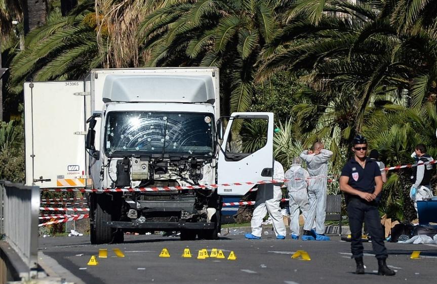 Extremistenmiliz IS bekennt sich zum Anschlag in Nizza – Wahrheitsgehaltunsicher.