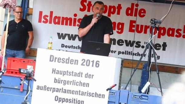 PEGIDA-Chef Lutz Bachmann gründet rechtspopulistische Partei. Weiterso!