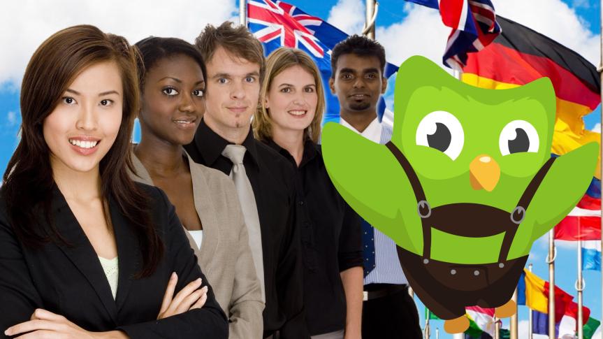 Empfehlung: Kostenlos Sprachen lernen in der internationalisierten und digitalisiertenWelt.