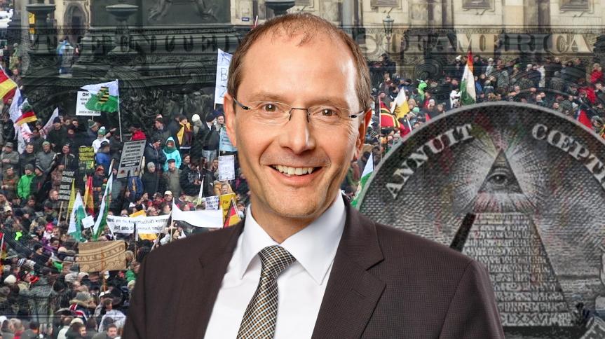Die PEGIDA-Verschwörung: Kaufte das politische Establishment den Zusammenbruch des rechtenNetzwerks?
