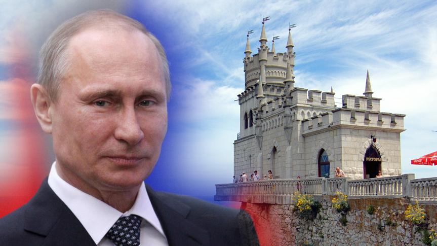 Russland: Luftabwehrsystem auf der Krim, Aufrüstung der ukrainisch-russischen Grenze und eine Ministerentlassung.