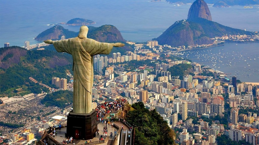 Rio opfert den Naturschutz zugunsten guter Aussicht auf Segelregatten, die niemandeninteressieren.