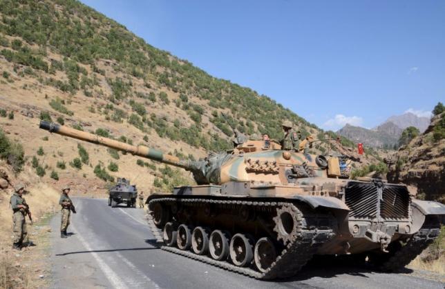 Wieder Terror in der Türkei – PKK unterVerdacht.