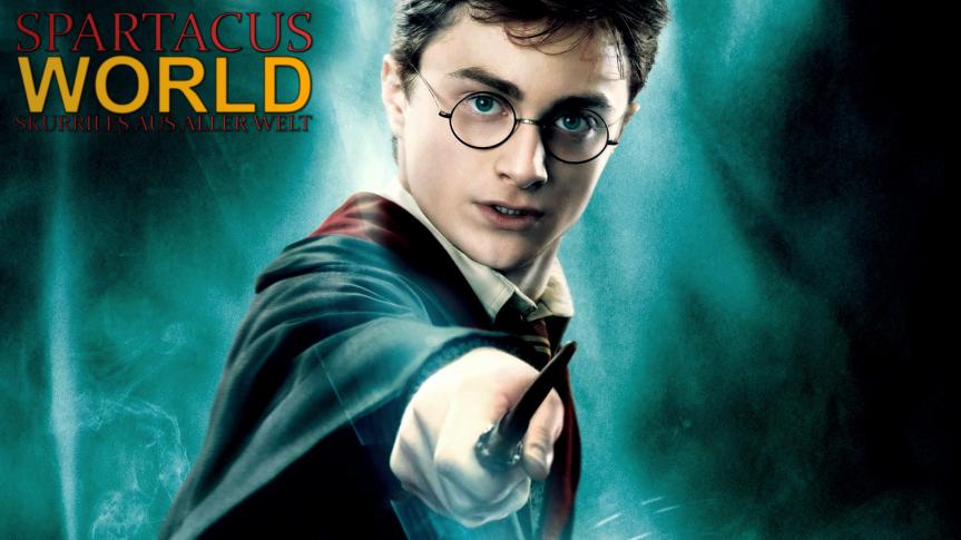 """Englischer Zauberstabhändler verbannt Harry Potter Fans aus seinem Geschäft, weil sie """"Muggel"""" sind."""