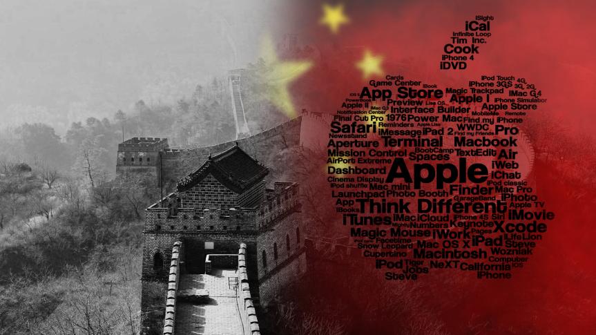 Erfüllungsgehilfen der Zensur – Apple China wirft populäre Nachrichten-Appraus.