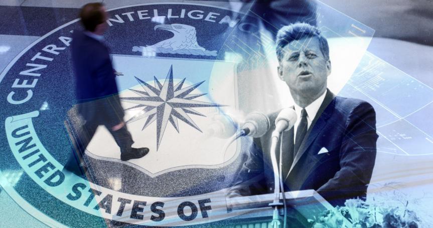 Geschichtsinteressierte aufgepasst: CIA stellt historische Geheimdokumenteonline.