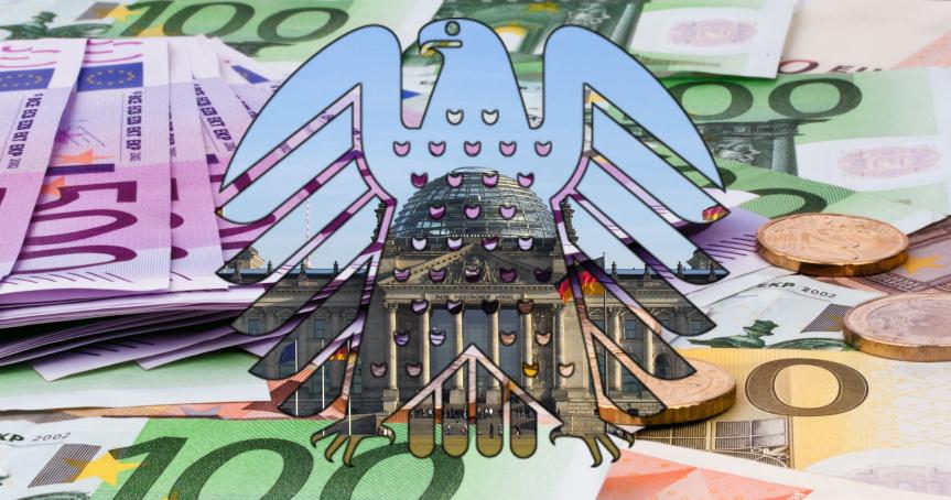 Parteigroßspenden auf Rekordniveau, auch AfD fährt auf dem Korruptionskarussell mit.