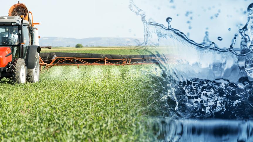 Industrielle Landwirtschaft belastet Grundwasser weiter zu hoch – Trinkwasser wird unter Umständen deutlichteurer!