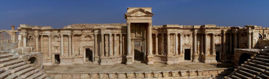 Terrormiliz Islamischer Staat zerstört wieder UNESCO-Weltkulturerbe inSyrien.