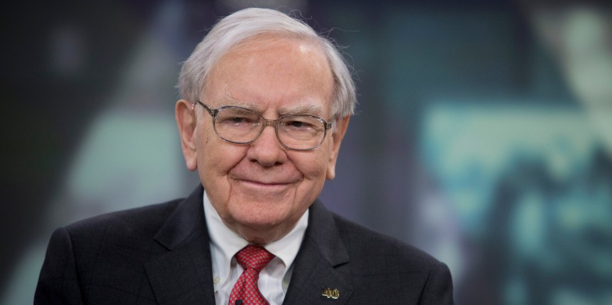 """Kennen Sie die """"Buffet-Regel"""" fürSuperreiche?"""
